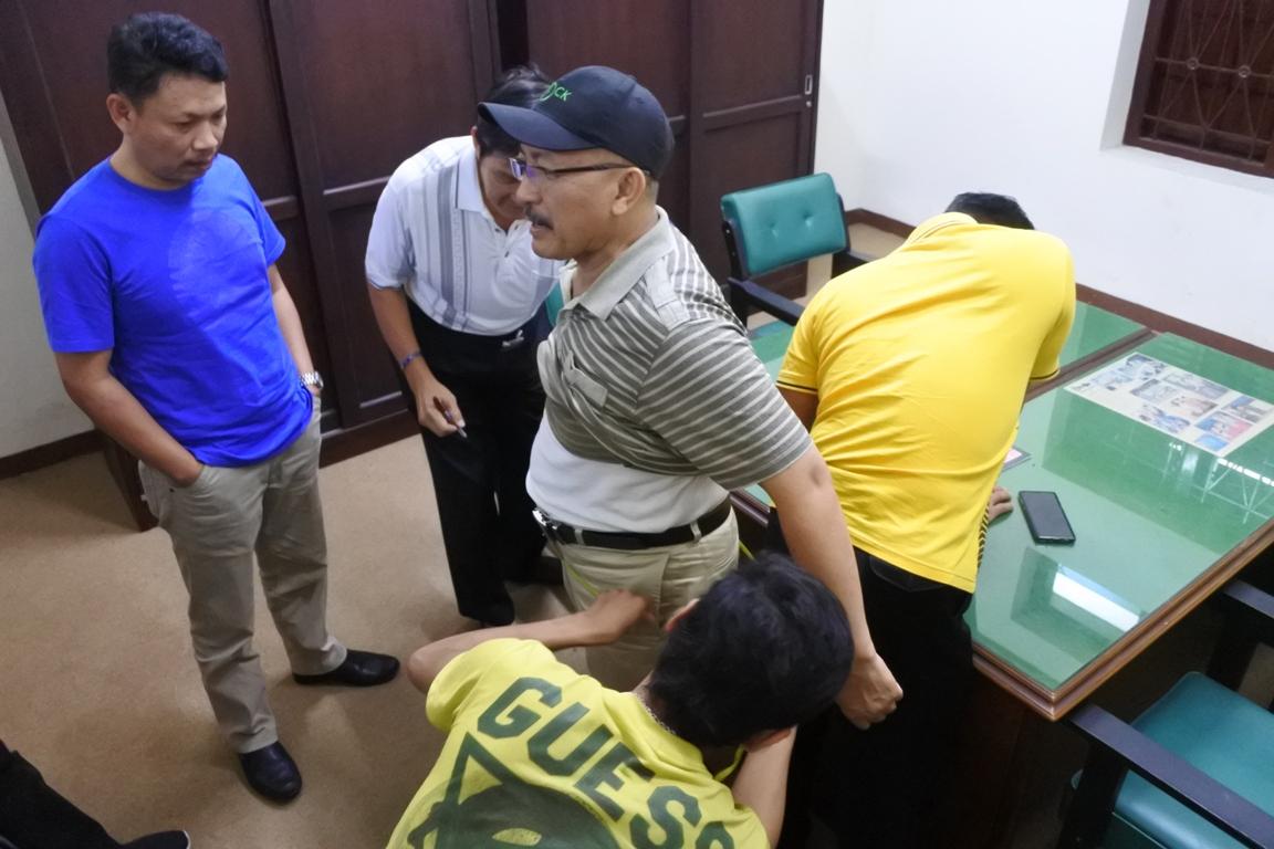 Mulai Ukur Baju Caleg Terpilih Untuk Pelantikan | DPRD ...