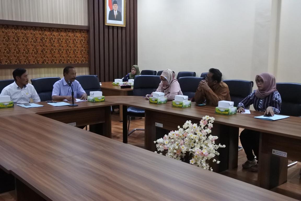 Kunjungan Kerja Dprd Kabupaten Kulon Progo Dprd Kabupaten Tulungagung