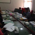 Komisi B DPRD Tulungagung memulai hearing dengan OPD di Ruang Komisi C DPRD Tulungagung, Selasa (7/7).