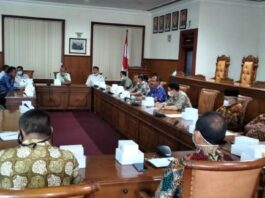 komisi A dialog dg Forum Transparansi