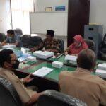 hearing pembahasan LKPJ komisi A (1)