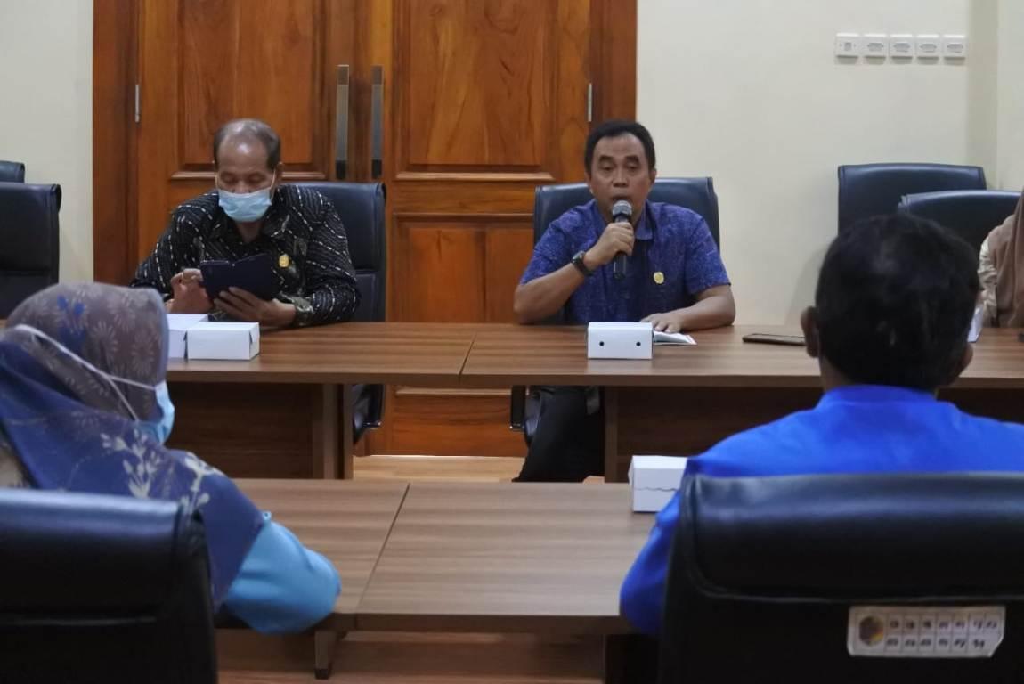 hearing pembahasan LKPJ komisi c (3)