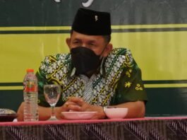 marsono ketua DPRD TAgung1