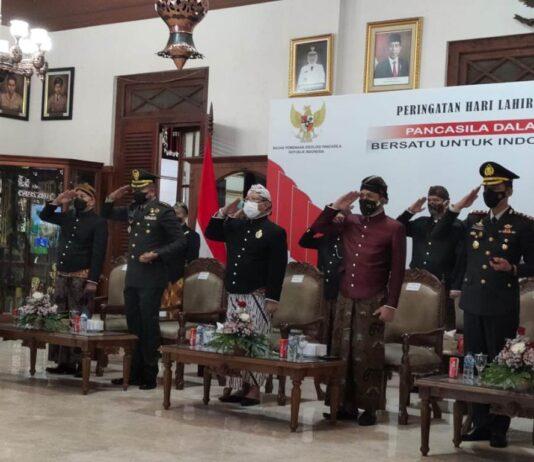 marsono upacara harlah Pancasila (1)