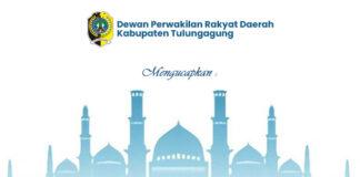 Ucapan Idul Adha 2021 - DPRD Tulungagung