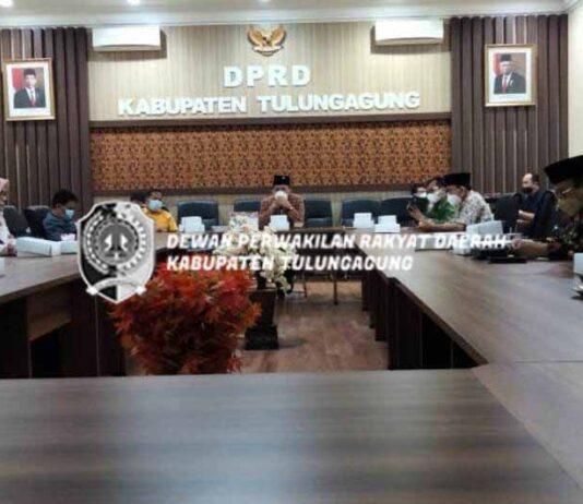 rapat pimpinan dan fraksi