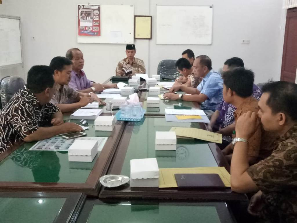 Komisi C Matangkan Tpp Pns Bersama Bpkad Pemkab Dprd Kabupaten Tulungagung