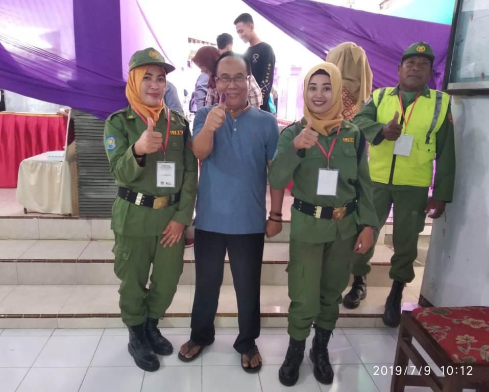 Anggota Komisi A Pantau Pelaksanaan Pilkades Serentak 2019 | DPRD ...