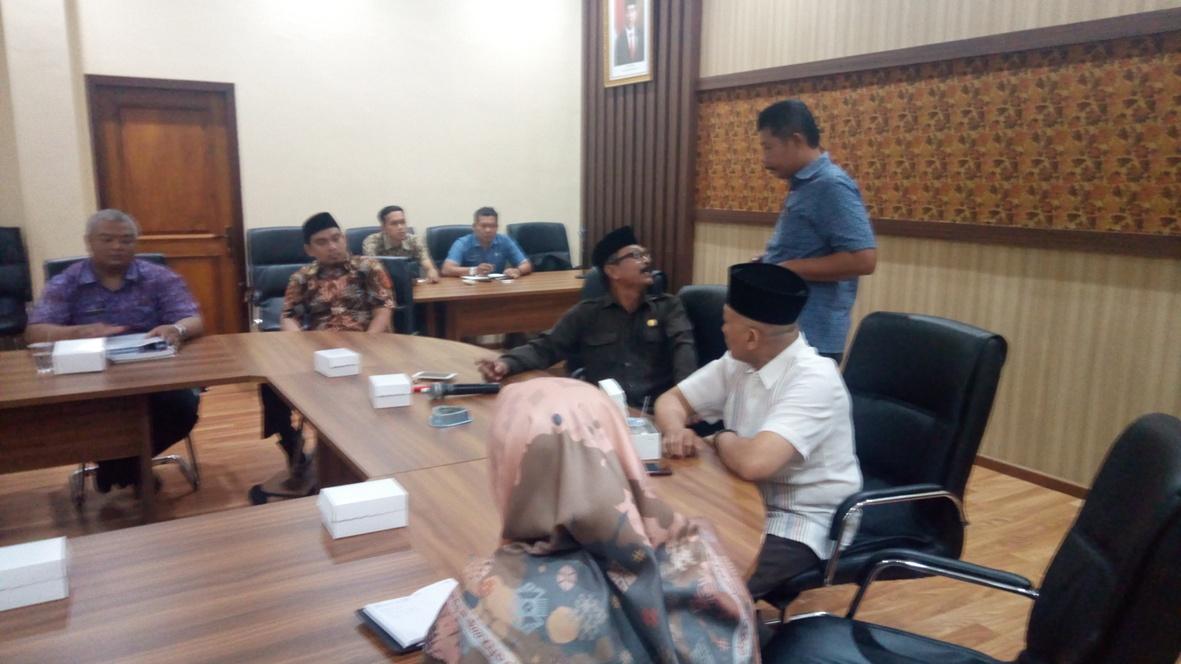 Penarikan Sekdes Pns Tunggu Terbitnya Pp Dprd Kabupaten Tulungagung