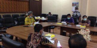 komisi C rapat kerja