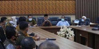 komisi D dan LSM Bintara